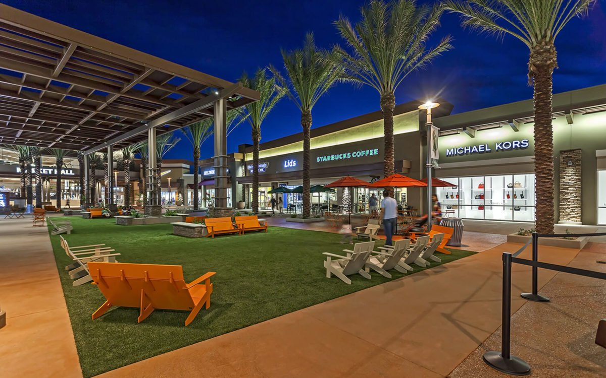 dd0f94628680b Spectrum Mechanical worked in conjunction with Chasse Building Team to  construct Tucson Premium Outlets. This 410